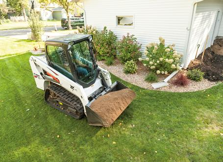 bobcat hire perth